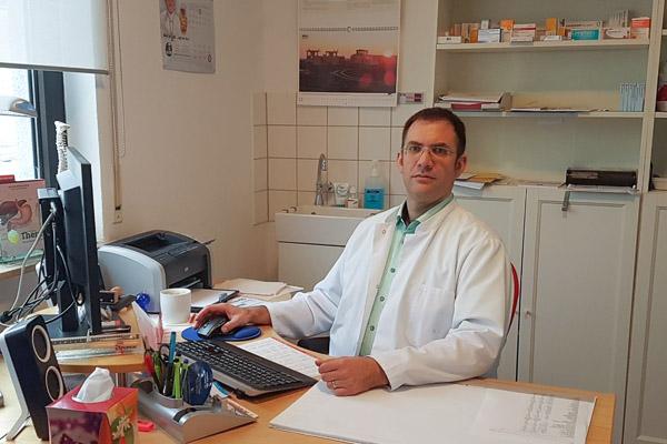 Dr. med. Peter Vogt